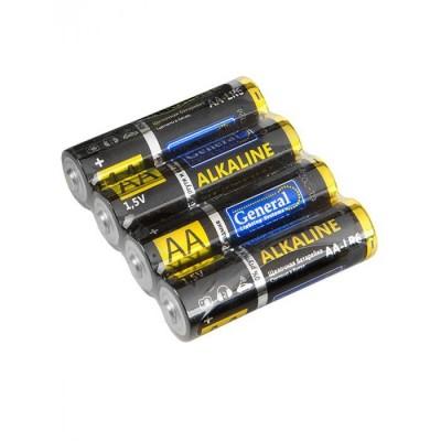 Батарейка  GBAT-LR6  AA щелочная  4/24/720