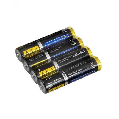 Батарейка  GBAT-LR03   AAA щелочная  4/24/960