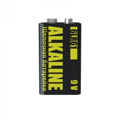 Батарейка  GBAT-6LR61 щелочная (тип крона)  1pc/shr (1/10/240)