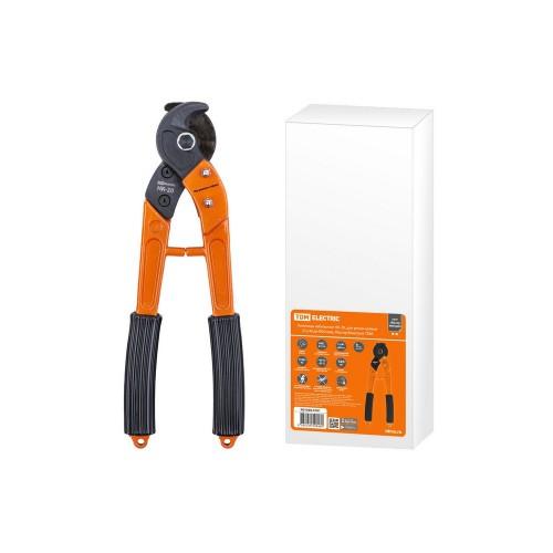 Ножницы кабельные НК-20, для резки кабеля (Сu/Al до O20 мм), МастерЭлектрик TDM