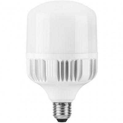 LB-65 Лампа светодиодная, (50W) 230V E27-E40 4000K T100