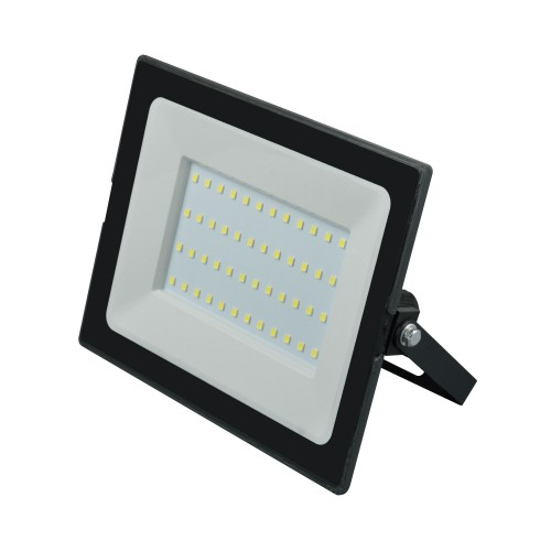 ULF-Q513 50W-GREEN IP65 220-240В BLACK Прожектор светодиодный. Зеленый свет. Корпус черный