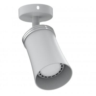 ML221 Cветильник настенно-потолочный под лампу GU10, белый