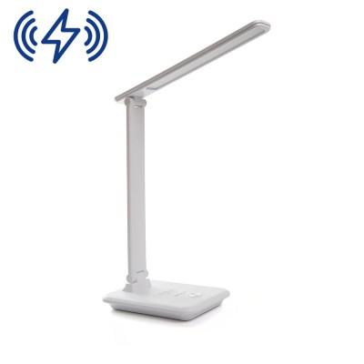 DE1728 Светильник настольный складной 25W, 3000-6000К, 100-240V, белый,