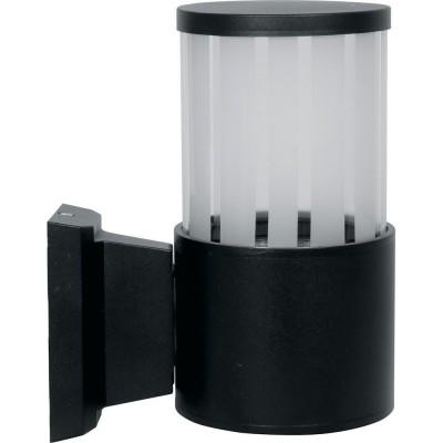 DH0901 Светильник садово-парковый, 230V E27, черный