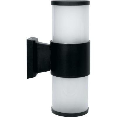 DH0903 Светильник садово-парковый, 230V E27, черный