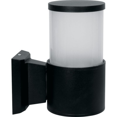 DH0904 Светильник садово-парковый, 230V E27, черный