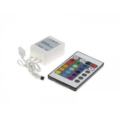 5118 RGB Контроллер GDC-RGB-80-I-IP20-12