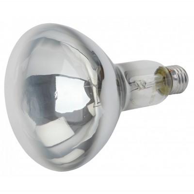 Лампа накаливания инфракрасная зеркальная ИКЗК 250Вт 220-250 E27 красная