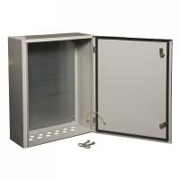 Шкафы метал. с монт.панелью