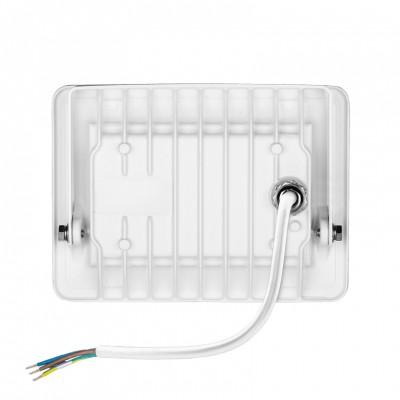 Светодиодный прожектор WFL-20W/06W,  5500K, 20 W SMD, IP 65 белый